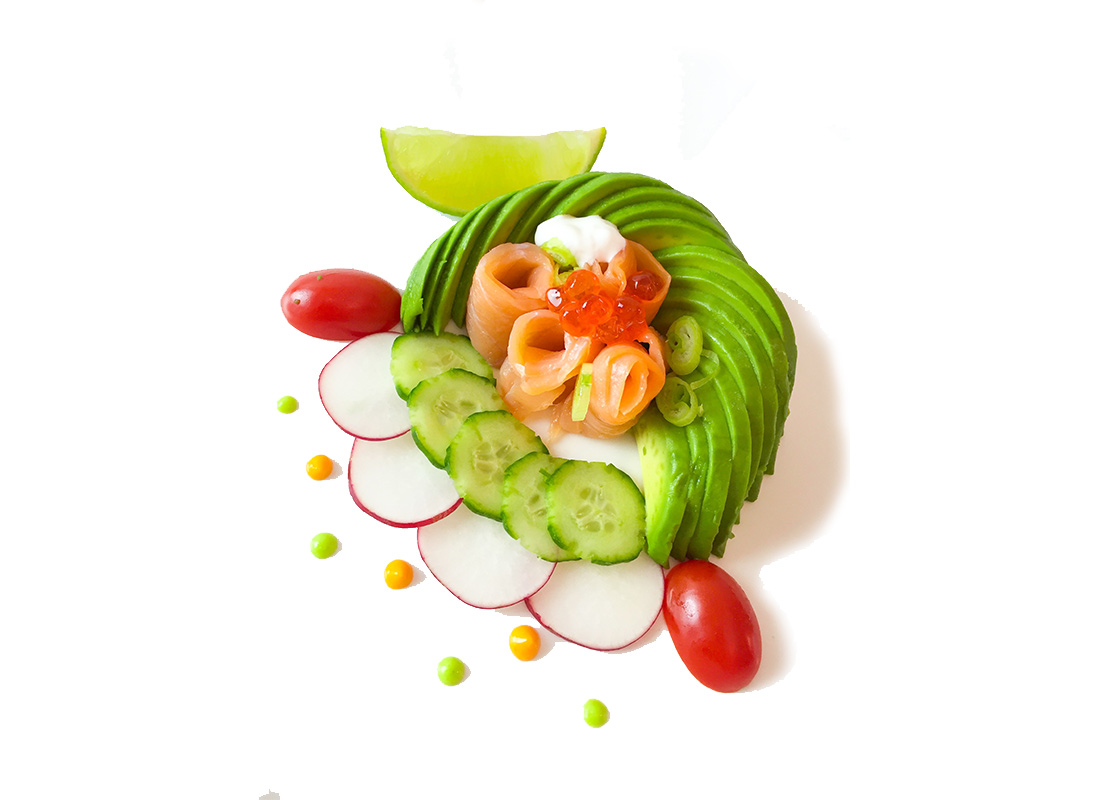 Beautiful Salad - Kitchen90210