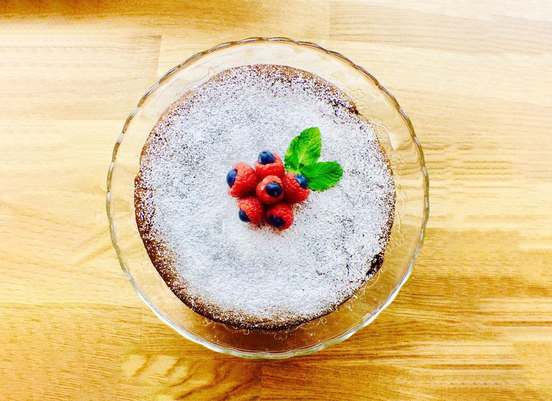Torta Caprese - Kitchen90210
