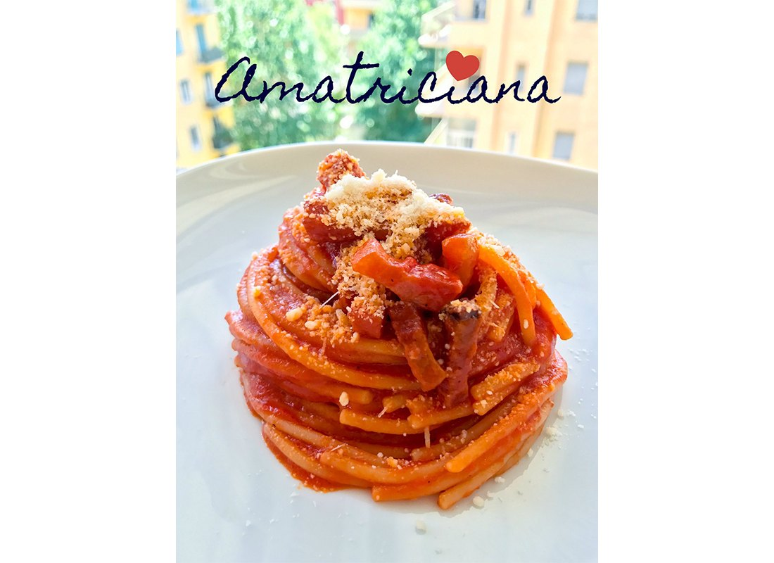 Amatriciana - Kitchen90210